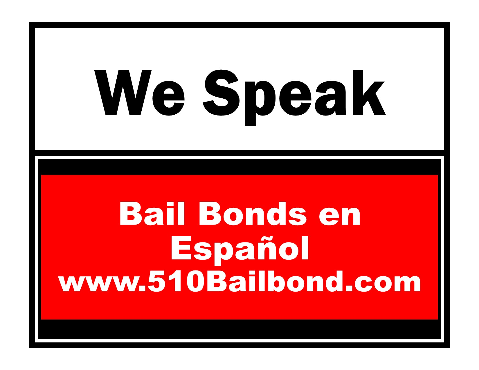 510 Bail Bonds We Speak español