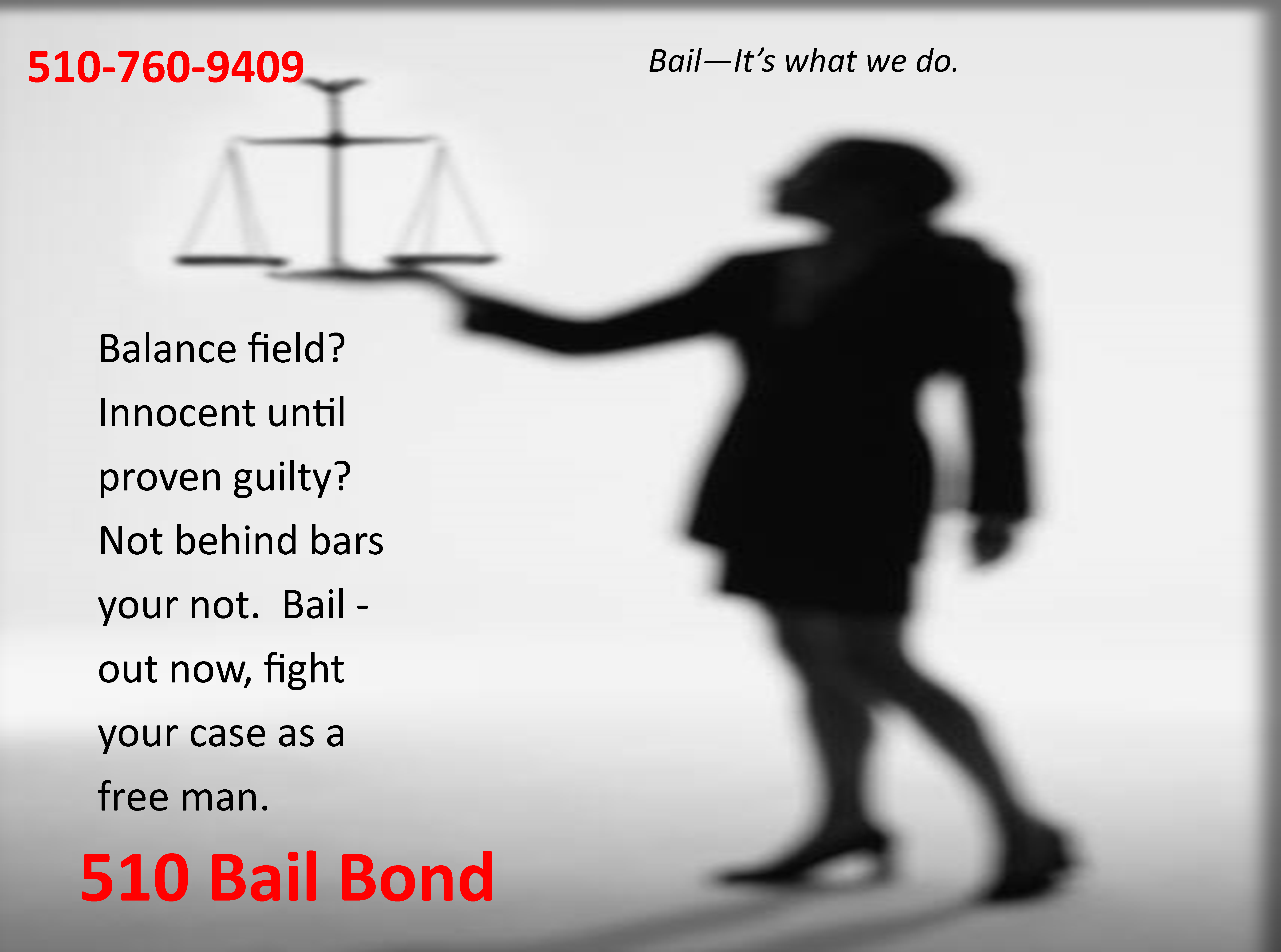 360 by 270 Bail girl banner